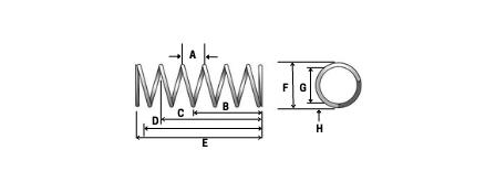 RSM Measurements - Compression Spring Manufacturer in Rajkot, Gujarat
